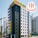 スーパーホテル中津