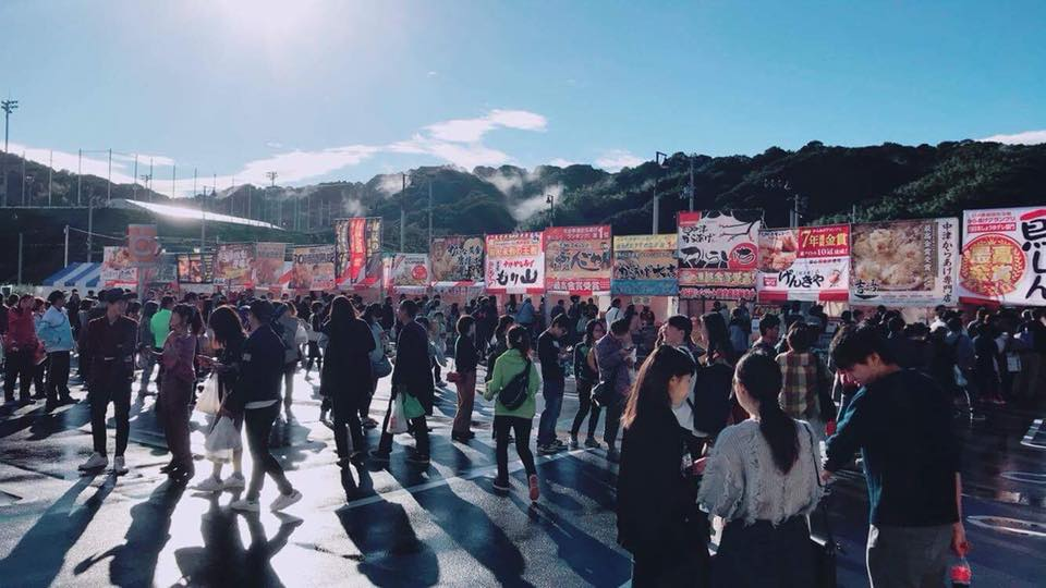 愛媛からフェス2017会場